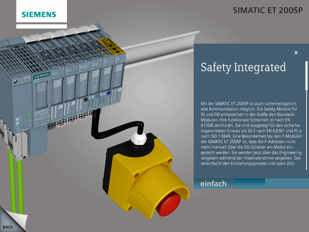 Siemens et 200 sp app screenshot 05 sciox Gallery